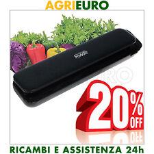 Macchina sottovuoto automatica Royal Food VS30E Extra Slim Black, ultra compatta