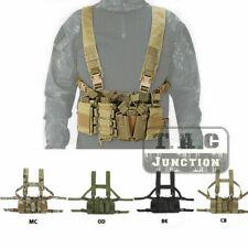 Emerson D3 Tactical Chest Rig H-harness Vest W/ 5.56 / 7.62 9mm Magazine Pouches