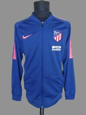 Nike Vintage Bombardero Chaqueta Fútbol Chándal Atlético de Madrid Fútbol szl