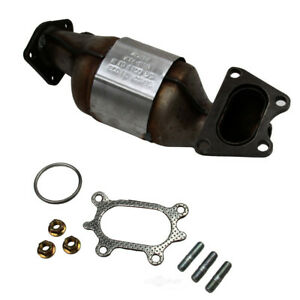 Exhaust Manifold with Integrated Catalytic Converter Front WD Express