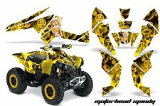 AMR Racing CanAm Renegade500/800/1000 Graphic Kit Wrap Quad Decal ATV All MANDY