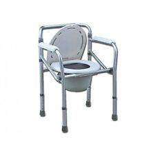 Sedia comoda WC per anziani e disabili GIMA