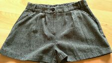 George black white silver fleck shorts age 9 to 10 years hardly worn