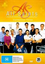All Saints - Collection 3 DVD (Season 7-9) New/Sealed Boxset