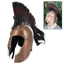 Punk Trojan Helmet 20g Medeival Gladiator War Battle Helmet