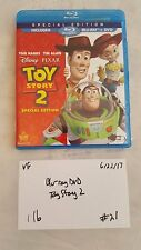 Toy Story 2 Special Edition - Very Good Condition Blu-ray Disc DVD