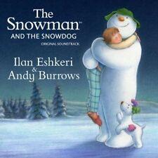 Ilan Eshkeri and Andy Burrows - The Snowman and The Snowdog [CD]