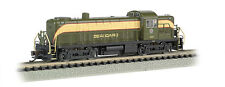 Escala N - Bachmann locomotora Diésel Rs3 Seaboard Air linea digital DCC 64258