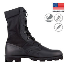 Military style boots for military construction work outdoors. 6 months warranty