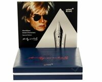 Andy Warhol Montblanc Great Characters Special Edition Ballpoint Pen 112718- NIB