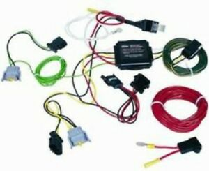 Trailer Wiring Connector Kit ~ Fits: FORD ~ # 70003