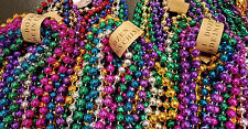 288 Mardi Gras Beads Lot Authentic New Orleans Carnival Parade Throws 24 Dozen