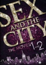 Sex and the City / Sex and the City 2 [New DVD] Eco Amaray Case