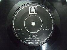 "SIMON AND GARFUNKEL 45 4 44785 RARE SINGLE 7"" INDIA INDIAN 45 rpm VG+"