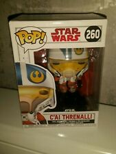 Pop Funko Action Figure Star Wars C'AI Threnalli New 260