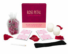 Rose Petal Seductions | Adult Sexy Dice Cards Board Game  | FREE 1st CLASS POST