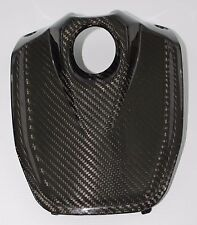 Aprilia Shiver 750 2007-2015 Key Cover with Internal Lugs - Carbon Fiber