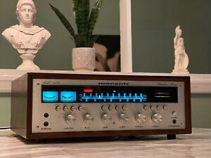 Vintage Marantz Model 2270 AM/FM Stereo Receiver ~FULLY SERVICED + LED's WC-22