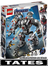 LEGO 76124 War Machine Buster Super Heroes Avengers Endgame from Tates Toyworld