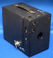 Eastman Kodak BROWNIE 2A Model B Box Antique Vintage Film Camera USA CLEAN!