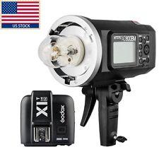 Godox AD600BM 600W GN87 Studio Flash Strobe Bowens Mount X1N Trigger Kit F Nikon