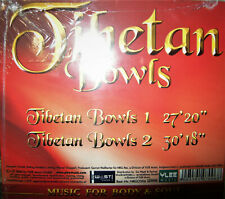 CD: Tibetan Bowls von V.A. (2004). Musik für Körper & Seele zum relaxen!!!