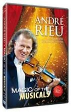 André Rieu - Magic Of The Musicals NEW DVD
