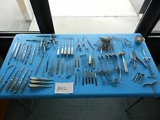V. Mueller Storz Medtronic Surgical ENT Instrument Set W/Tray