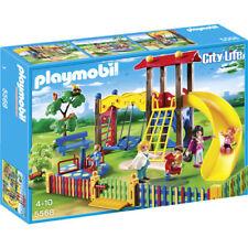 Playmobil aire de jeu pour enfants-City Life 5568