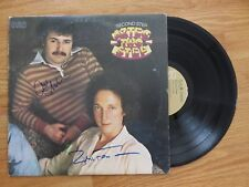 REX FOWLER & SHULMAN of AZTEC TWO-STEP signed 1975 SECOND STEP Record COA