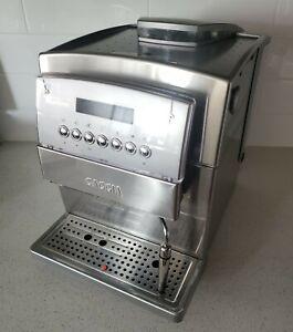 Gaggia Titanium Fully Automatic Espresso Coffee Machine Silver