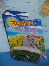 Hot Wheels 1969 Dodge Charger #4/21 Hw Road Trippin A1A Florida Coast Hwy New