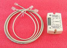 SPLITTER  PRO. ADSL 2+ CLSP-008M + 2 cavi CAT5 /  Come il HR  SAP001 SAP020