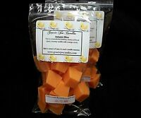 AUTUMN BLISS Scented Tart Wax Melts Chunks Chips Home Candle Warmer Burner Scent