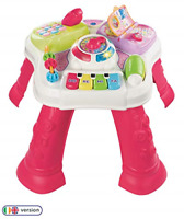 VTech Play & Learn Baby Activity Table, Baby Play Centre, Educational Baby Toy &
