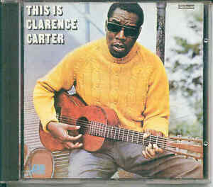 CD - Clarence Carter - This Is Clarence Carter - Japanese Issue