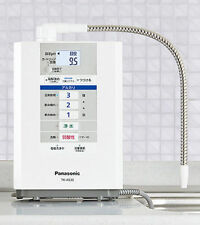 Panasonic Alkaline Ion Water Treatment Pearl White TK-AS30-W From Japan