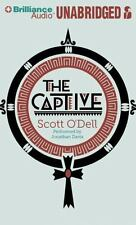 The Captive by Scott O'Dell (2013, MP3 CD, Unabridged)