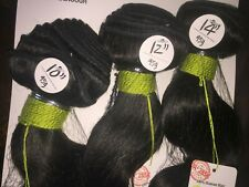 3 BUNDLES UNPROCESSED 7A BRAZILIAN VIRGIN REMY HUMAN HAIR BODY WAVES EXTENSIONS