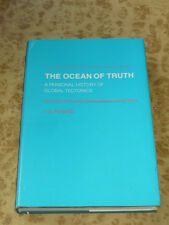 The Ocean Of Truth History Of Global Tectonics Book by H.W. Menard Volcano Earth