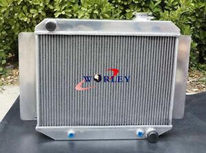 3 core for Holden Kingswood Torana HQ HJ HX HZ V8 CHEV  aluminum race radiator