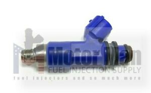 Motor Man | 16611AA720 0580 | New Denso Fuel Injector | Subaru 2.5L Turbo