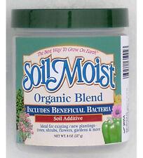 8oz Soil Moist Organic Blend - Flower Bed Mycorrhizal - Microbial Soil Additive