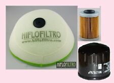 Oil Filters & Air filter for KTM   640 Duke 1999 to 2006