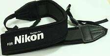 New Camera Shoulder/Neck Strap for Nikon D7000/D5100/D5000/D3200/D3100