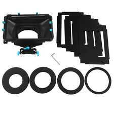 FOTGA DP3000 matte box sunshade boards donuts Replace for 15mm DSLR rod rail rig