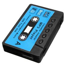 16GB Support USB Disk Cassette Flash MP3 Player Music Black SD TF Card Earphone