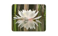 Pretty Water Lily Mouse Mat Pad - Flower Lilies Pond Lake Computer Gift #12357