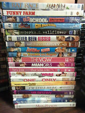 New listing 20 New Dvds Comedy Romance Funny Farm Chevy Chase Rat Race Vacation Mr. Destiny