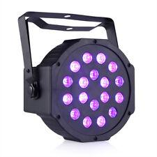 18LED Stage Light DMX Bühnenlicht Deko Licht Effekt AUTO Sound Aktiv Par Disco